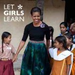 IBM and Peace Corps to Support Michelle Obama's Education Program