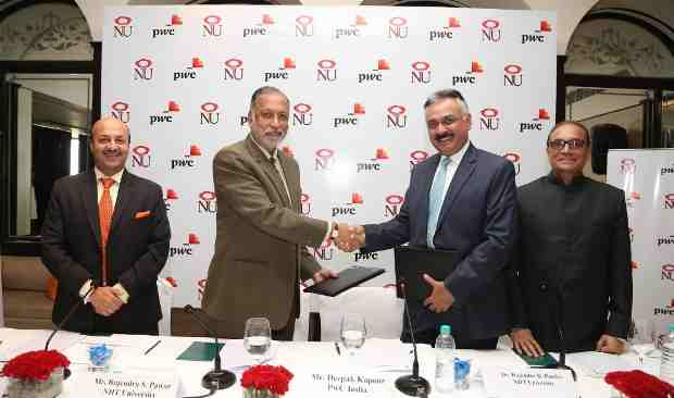 NIIT and PwC India to Develop Talent for Cyber Security