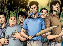 Cricketer Rohit Sharma Stars in a New Digital Comic Series