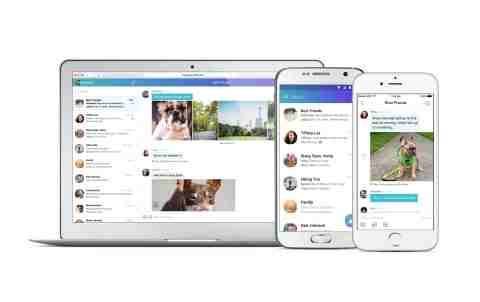 Yahoo Messenger Gets a New Modern Platform