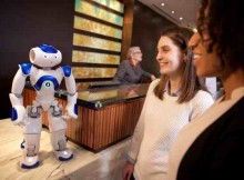 Meet Connie: The Tech-Enabled Hotel Concierge