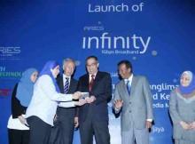 Infinity: Cyberjaya Offers Fast Internet in Malaysia