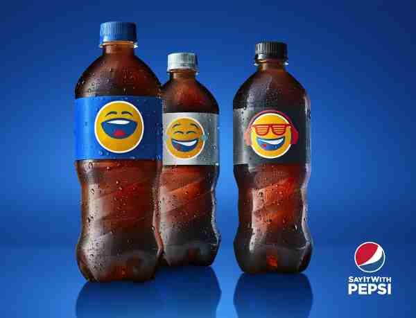 Pepsi Unveils New Digital Emoji Collection