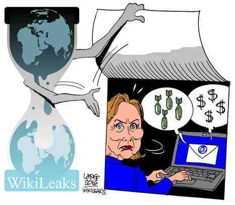WikiLeaks Launches Hillary Clinton Email Archive