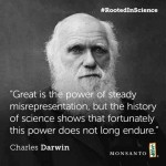 Monsanto Launches #RootedInScience Social Media Campaign