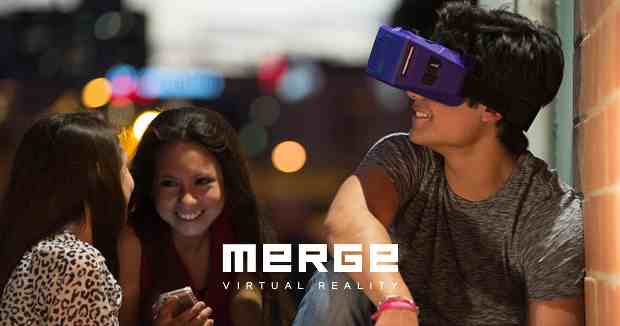 Mobile Virtual Reality Goggles