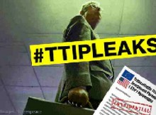 WikiLeaks Releases Searchable Draft of Secret TTIP Agreement