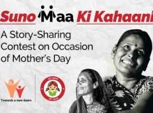 Online Story Sharing Contest: Suno Maa Ki Kahaani