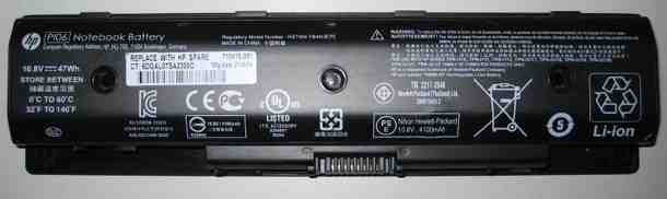 HP Recalls Batteries for Computers Due to Fire Hazards