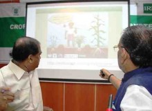 Web Application for Crop Management Launched in India