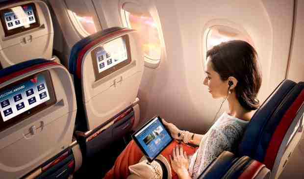 Delta to Offer All In-Flight Entertainment for Free