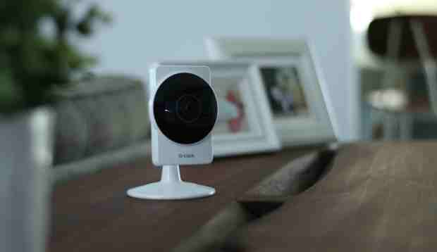 D-Link Offers 180-Degree Wi-Fi Camera for Connected Homes