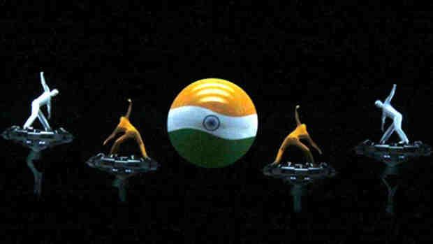 Yoga Goes Digital at Sukhna Lake of Chandigarh