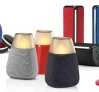 LG Expands Audio Line with Portable Bluetooth Speakers