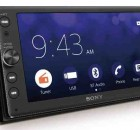 Sony In-Car Audio Comes with Smartphone Connectivity