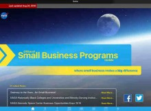 NASA to Host Small Business Alliance Meeting