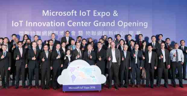Microsoft Begins IoT Deployment with the Launch of Innovation Center