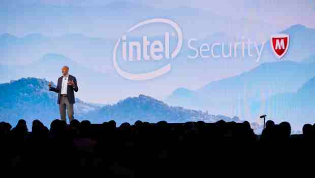 Intel Security to Protect New Digital Economy