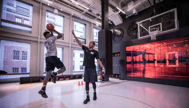 Digitally Connected Nike Soho Debuts the Future of Sport Retail
