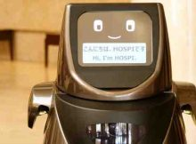 Panasonic Autonomous Delivery Robot