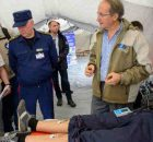 NATO Develops Telemedicine System to Save Lives in Emergencies