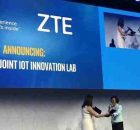 ZTE Signs Agreement with Intel for IoT Innovation