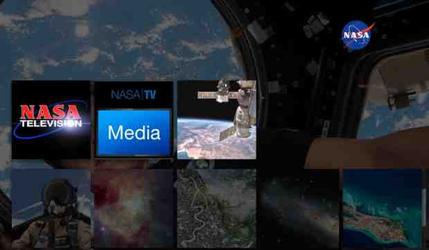 NASA App for Amazon Fire TV