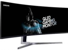 Samsung Unveils HDR Enabled QLED Gaming Monitors