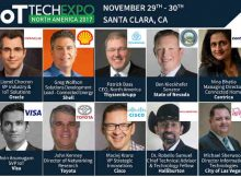 IoT Tech Expo in Silicon Valley