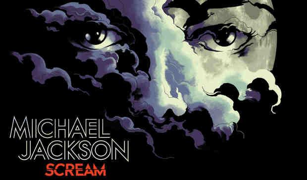 Michael Jackson SCREAM