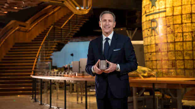The Shanghai Roastery digital experience is designed by Starbucks and powered by Alibaba Group's scene-recognition technology.