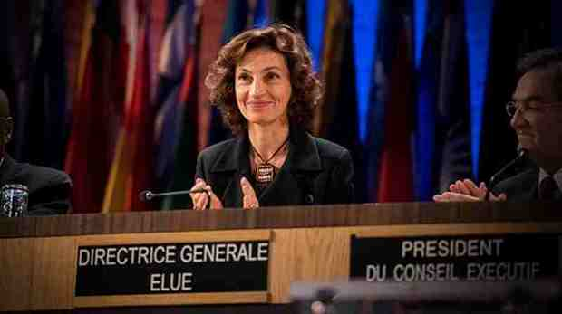Audrey Azoulay, Director-General of UNESCO. Photo: UNESCO