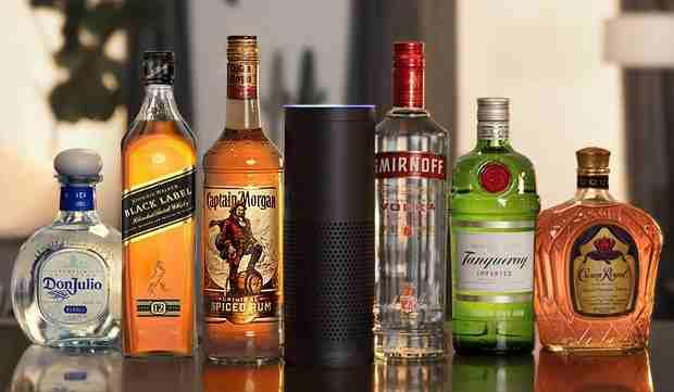 DIAGEO Introduces 'Happy Hour' Amazon Alexa Skill