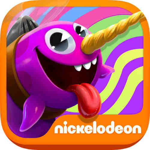 Nickelodeon Brings Augmented Reality to Mobile Game App