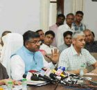 Ravi Shankar Prasad – Technology and law minister of India. (file photo)