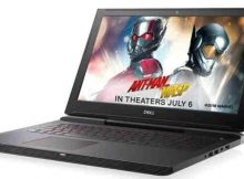 "Dell's new G series high performance gaming laptops play a leading role at the world premiere of Marvel Studio's ""Ant-Man and The Wasp"""