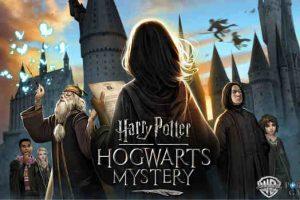 Harry Potter: Hogwarts Mystery Mobile Game