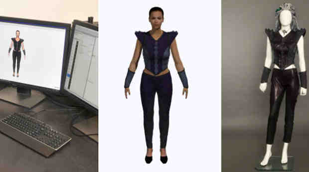 Universal Studios Opens Costume Digital Design Workroom