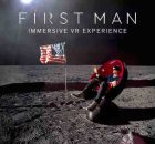 First Man Virtual Reality Experience