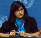 OHCHR spokesperson Ravina Shamdasani. Photo: UN