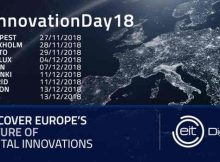 EIT Digital Innovation Days Tour 2018 in Europe