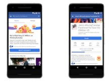 Facebook says its nonprofit and personal fundraising tools are now available in 20 countries.