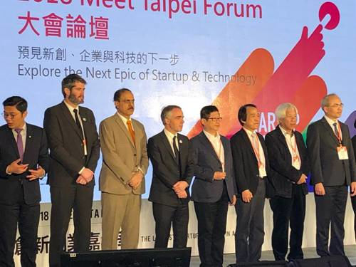 India-Taiwan SME Development Forum in Taipei. Photo: PIB
