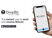 DropBit Mobile Bitcoin Wallet