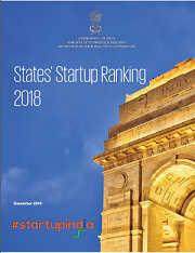 States' Startup Ranking 2018