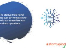 Startup India Portal Offers Ready-to-Use Templates
