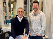 (L-R): CEO of Tippy David Tashjian and Founder and CIO of Tippy Terry McKim