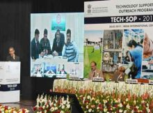 TECH-SOP 2019 initiative of MSME Ministry in New Delhi. Photo: PIB