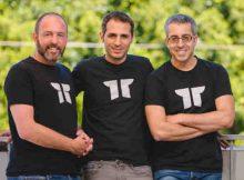 Torii co-founders from left to right: Uri Haramati, CEO; Tal Bereznitskey, CTO; Uri Nativ, VP Engineering. Photo: Torii