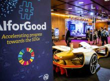AI for Good. Photo: ITU